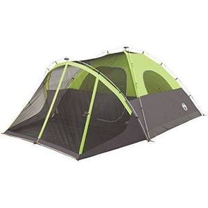 Coleman Carlsbad Tent with Screen Room - best 4 person tent