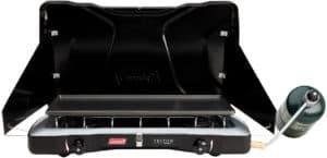Coleman Triton Series 2-Burner Stove Best camping stove