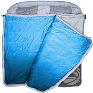 Wildhorn King Cove 30°F Premium Best Double Sleeping Bag