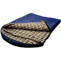 Grizzly by Black Pine Best 2 Person Sleeping Bag