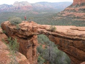 Devil's Bridge Trail - Sedona Hiking