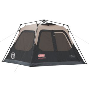 Coleman Instant Cabin-best 6 person tent
