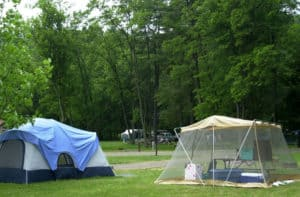 Mohican State Park - camping in Ohio