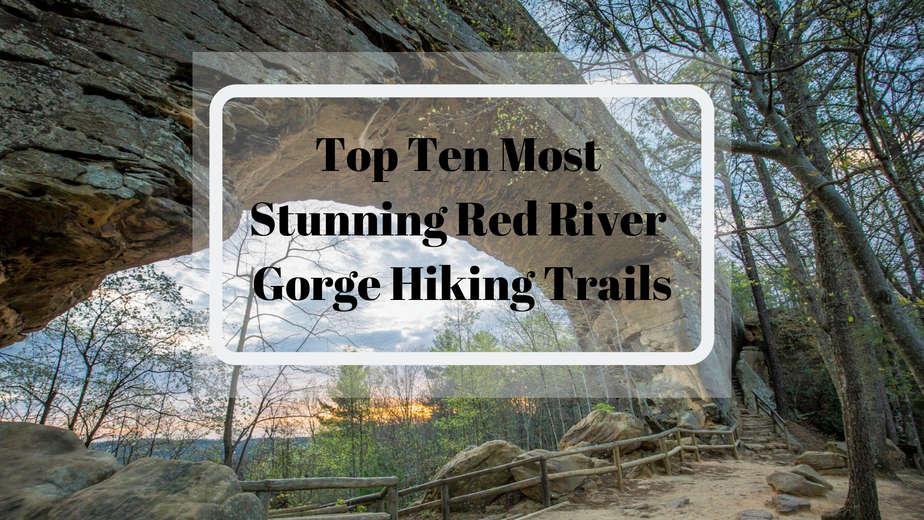 The Sky Bridge Loop red river gorge hiking