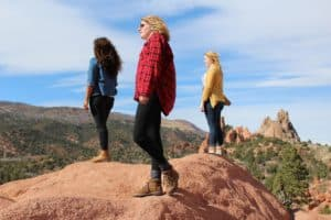 Womans Adidas Outdoor Terrex AX2R Hiking Shoe