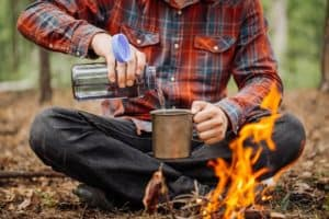 Master camping list food and drinks