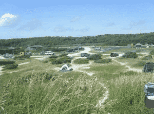 Camping in NC - Ocracoke Campground