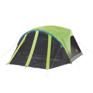 Coleman Carlsbad 4 Person Tent Review 1