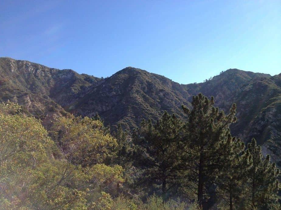 Hiking In Los Angeles - Echo Mountain, Altadena