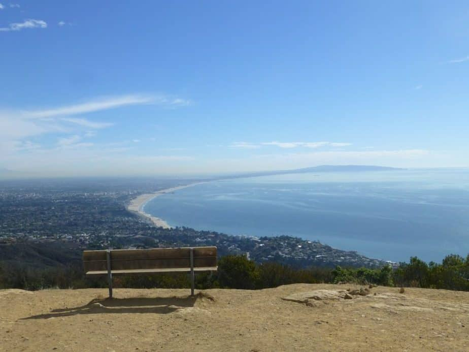 Hiking In Los Angeles - Los Liones Canyon, Pacific Palisades