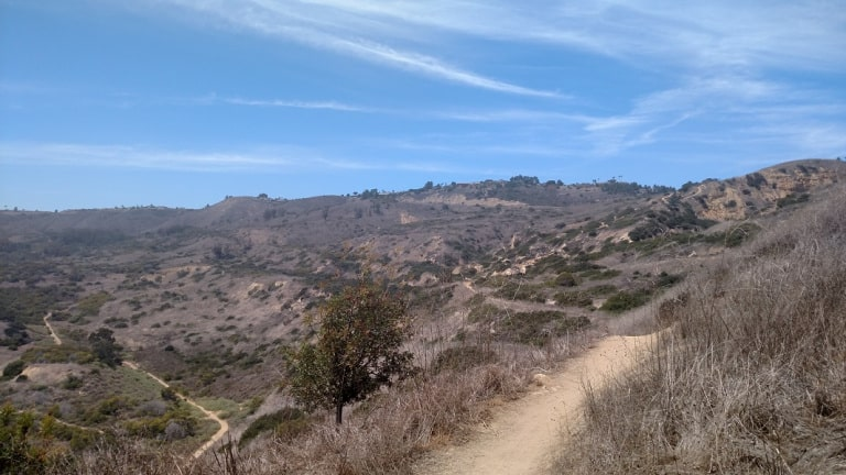 Hiking In Los Angeles - Portuguese Bend Reserve, Rancho Palos Verdes