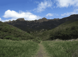 Hiking In Los Angeles - The Grotto Trail, Malibu