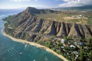 Oahu Hiking Spots - Diamond Head