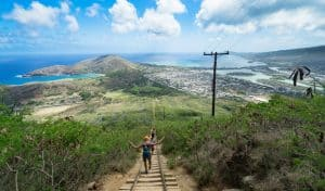 Oahu Hiking Spots -  Koko Crater Railway Trail