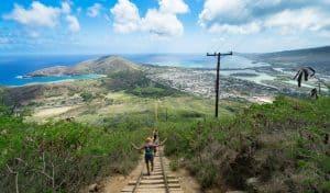 Oahu Hiking Spots - Koko Crater Railway Trail
