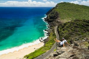 Oahu Hiking Spots - Tom Tom Trail