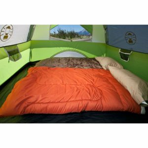 The Coleman Sundome 4-Person Tent Review 3
