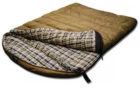 The Grizzly by Black Pine Double Sleeping Bag 1