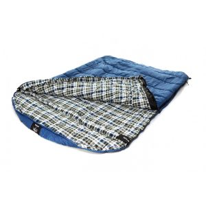 The Grizzly by Black Pine Double Sleeping Bag
