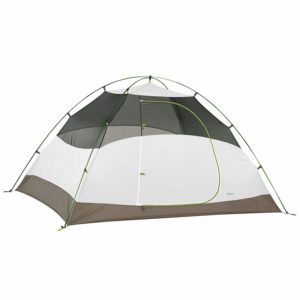 Kelty Salida 4 Person Tent Review - view without rainfly