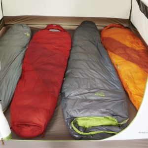 Kelty Salida 4 Person Tent Review - space inside view