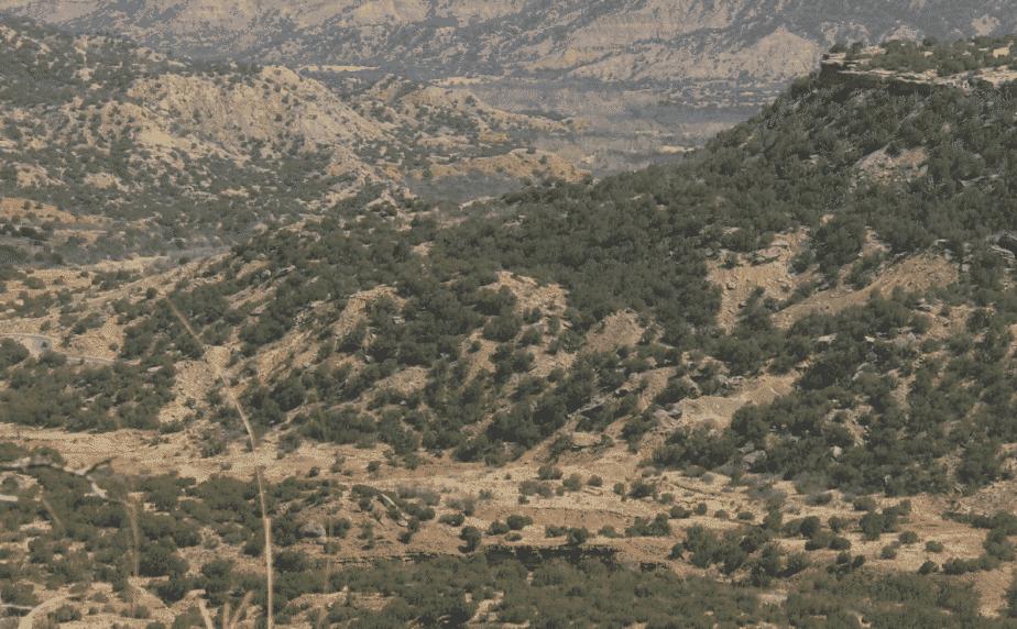 Texas Hiking Spots Palo Duro Canyon