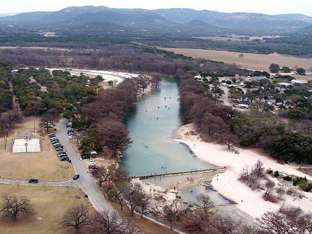 texas hiking spots garner state park