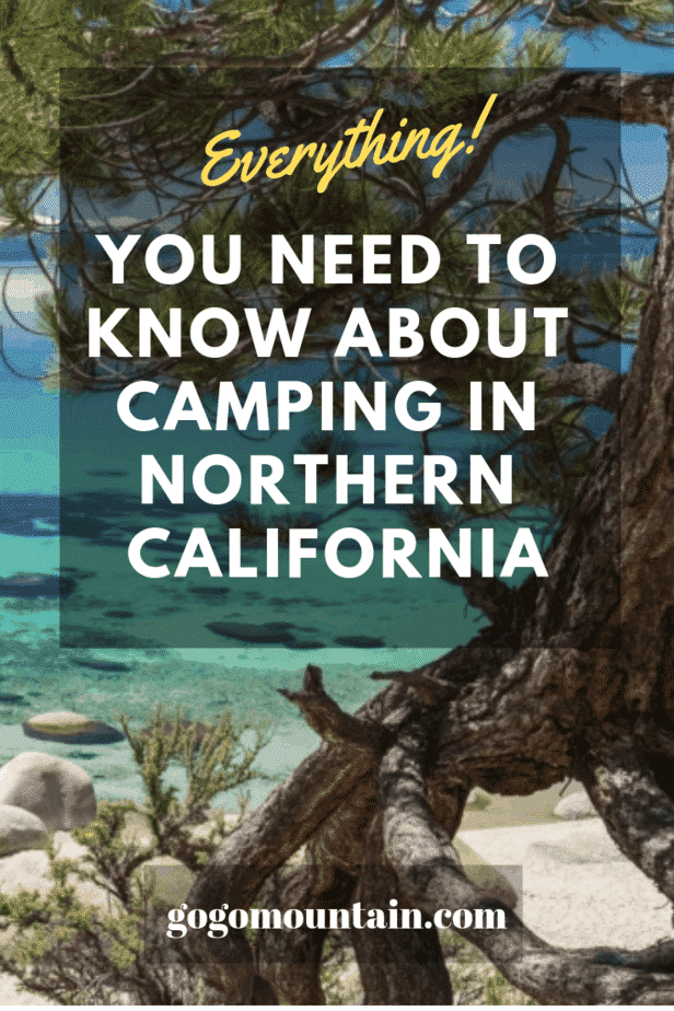 Everything You Need To Know About Camping In Northern California