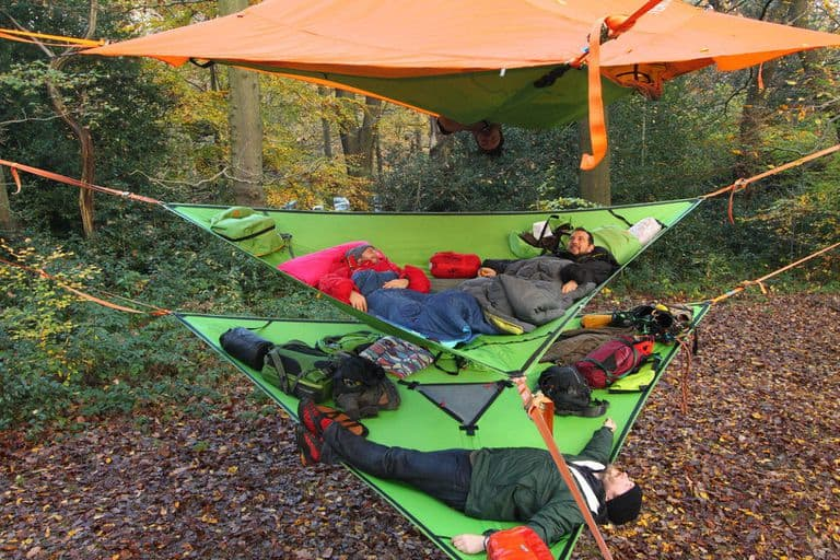 Tentsile Tree Camping