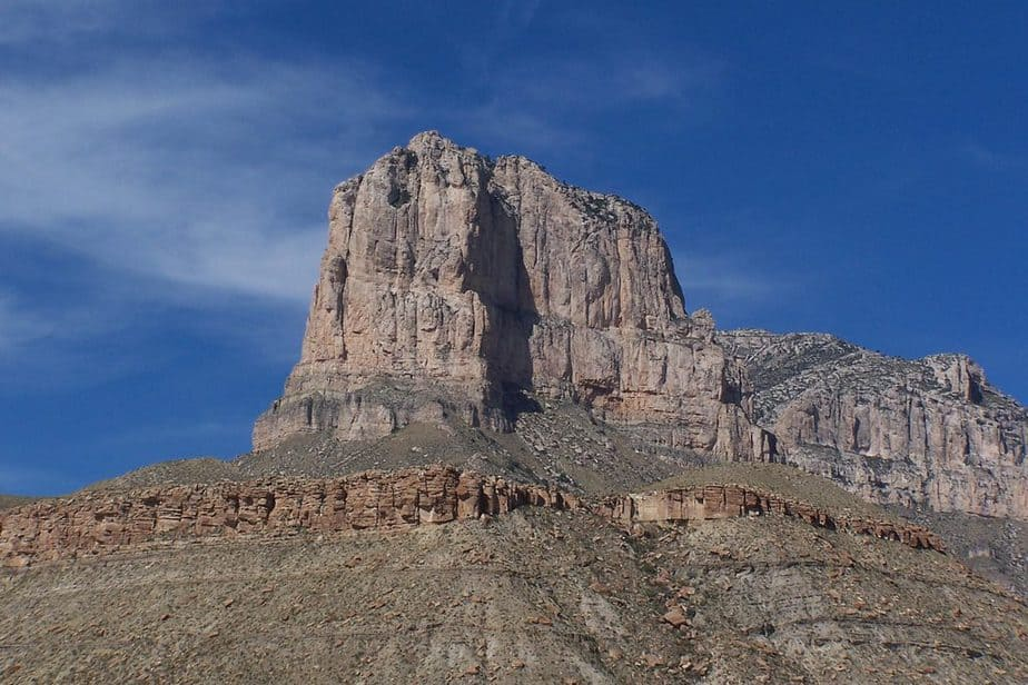 Texas Hiking Spots Guadalupe Peak