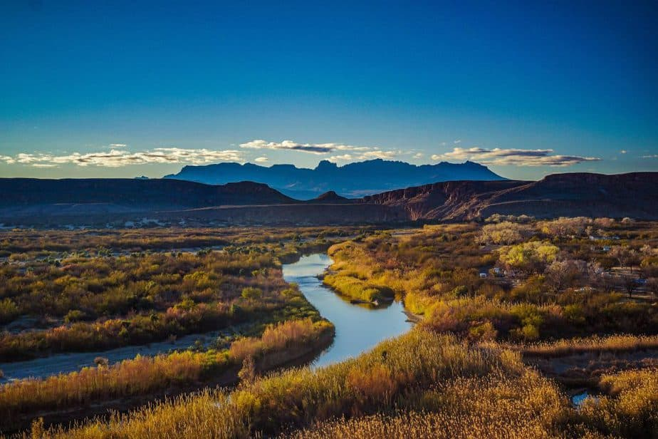Texas Hiking Spots Big Bend National Park