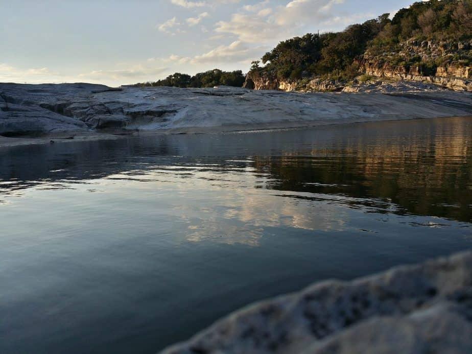 Texas Hiking Spots Pedernales Falls State Park