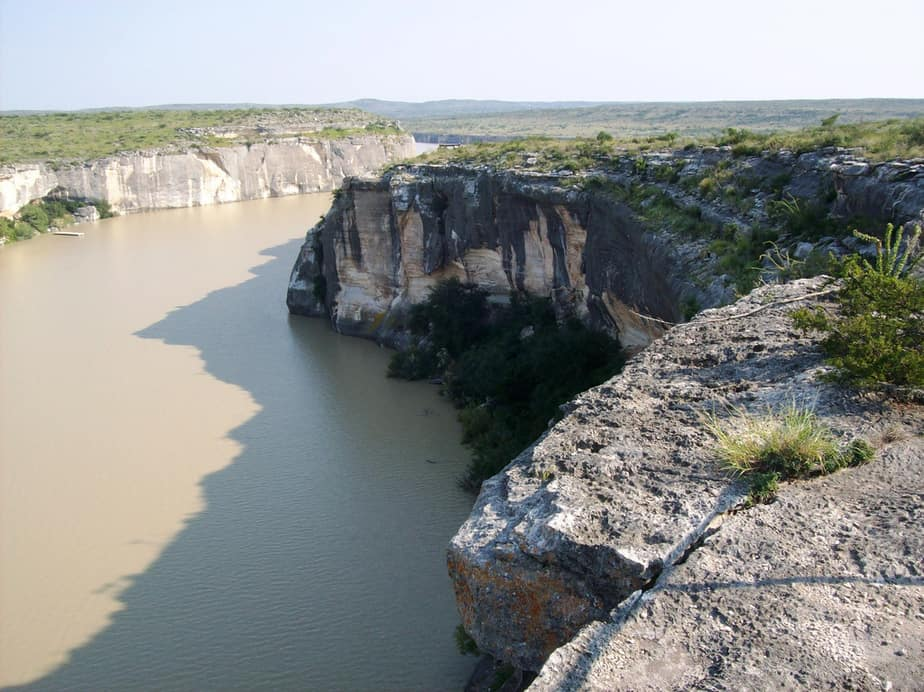 Texas Hiking Spots Seminole Canyon State Park