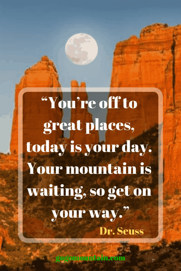 Hiking And Camping Quotes