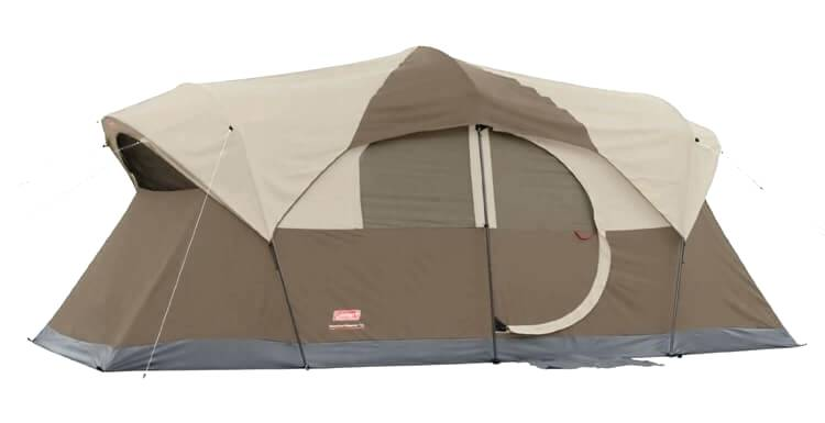 coleman weathermaster 6 person tent review