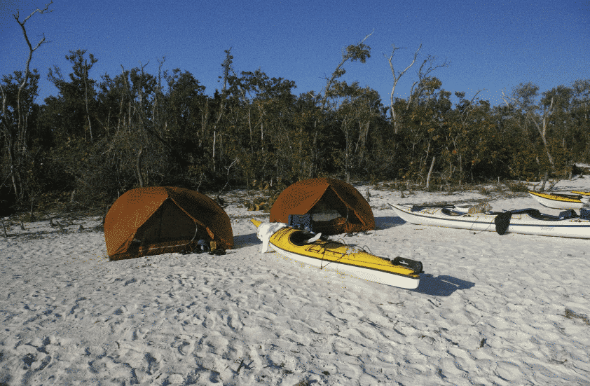 Best Beach Camping in Florida
