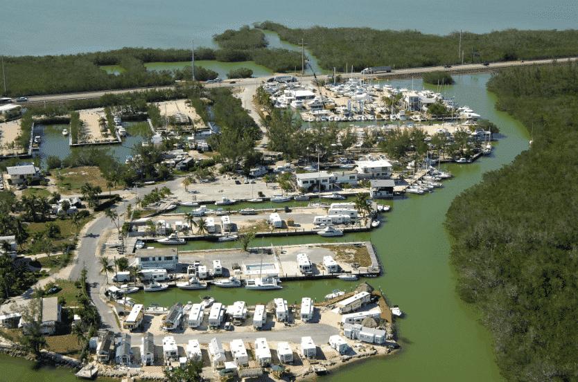 Camping In Florida - Pelican Cay RV Park