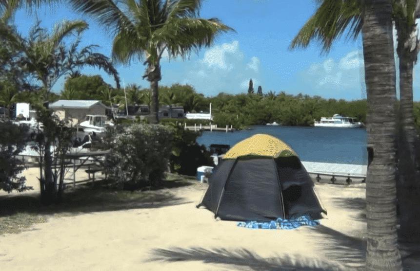 Florida Keys Camping - Boyd's Key West Campground