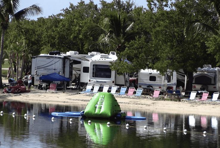 Florida Keys Camping - Sugarloaf KOA
