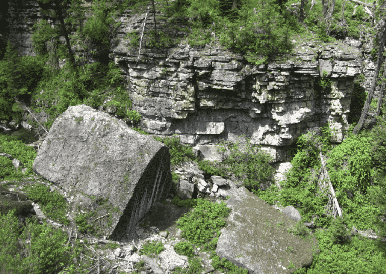 Idaho Hiking Trails- Driggs - Darby Wind Canyon