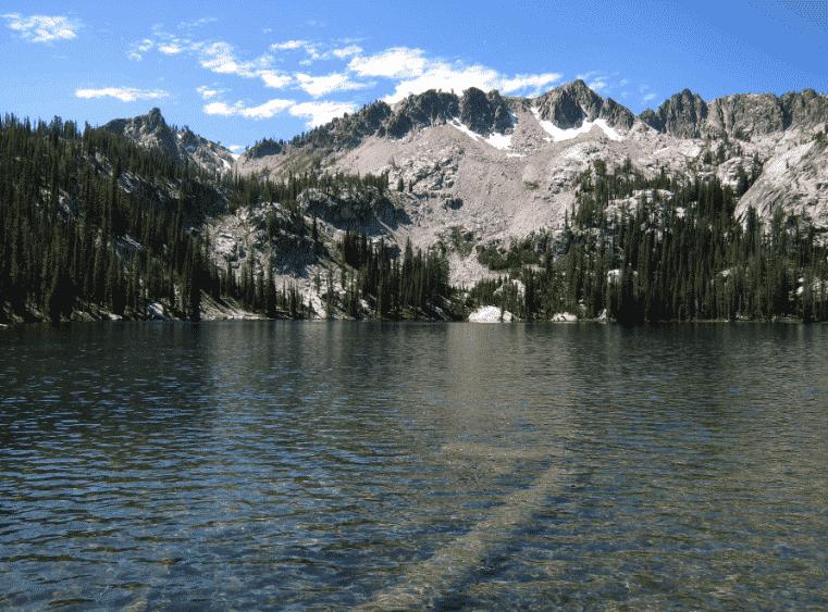 Idaho Hiking Trails- Stanley - Alpine and Sawtooth Lakes