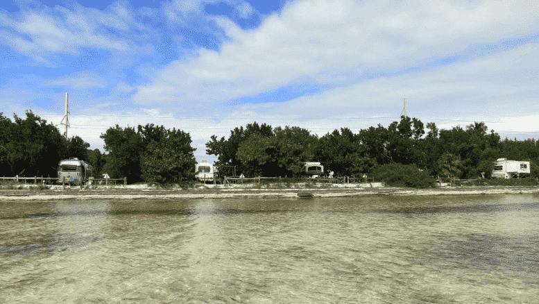 Florida Keys camping - Long Key State Park