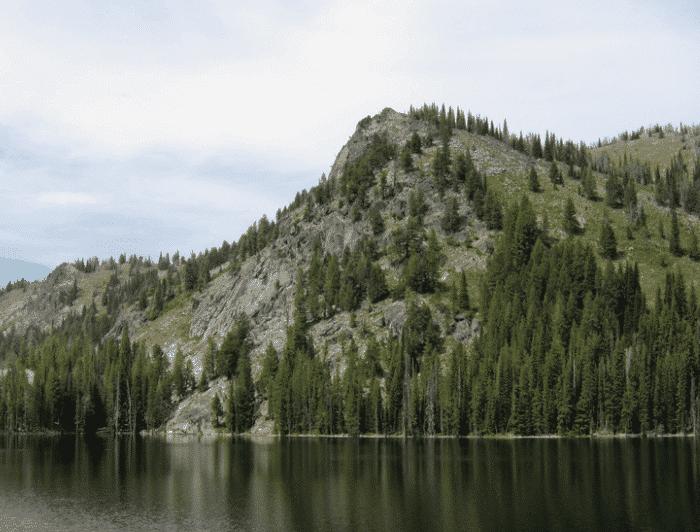 Idaho Hiking Trails- McCall - Louie Lakes Loop