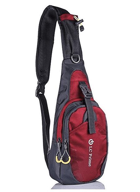 Prime Sling one Shoulder Bag by LC