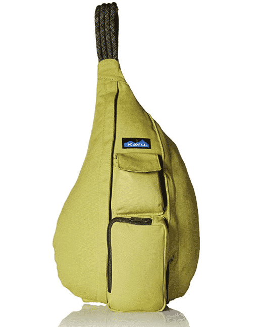 Rope One Shoulder Backpack by KAVU
