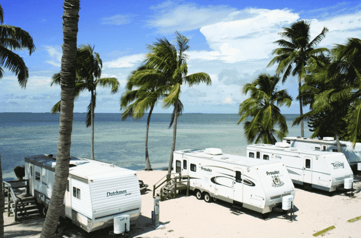 Camping In Florida - San Pedro RV Resort & Marina