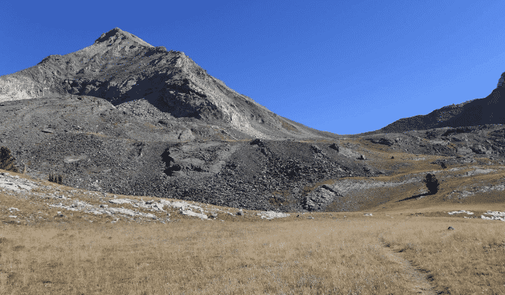 Idaho Hiking Trails- Sun Valley - Hyndman Peak