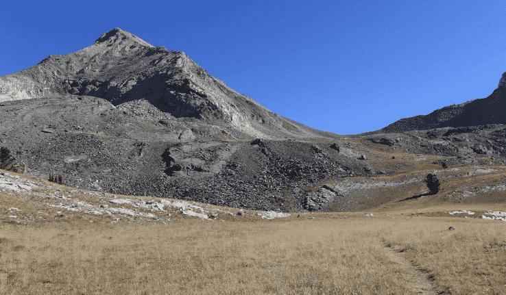 Idaho Hiking Trails- Sun Valley - Hyndman Peak