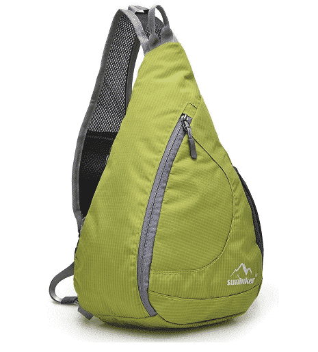 Sunhiker Packable Shoulder Backpack