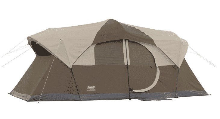 The Coleman WeatherMaster 10-Person Tent